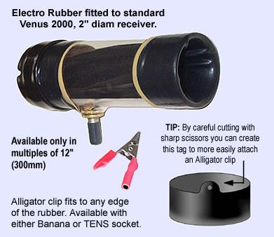 Electro Silicone for Venus 2000